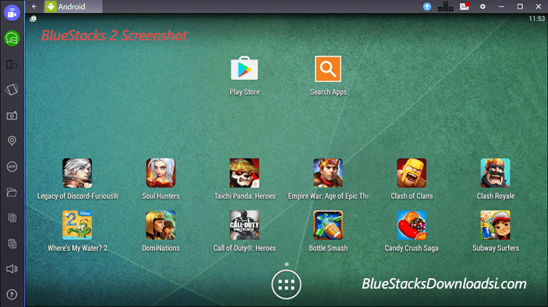 bluestacks 2 screenshot